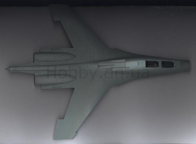 модель самолета су 30мк
