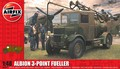 Albion AM463 3-Point Refueller 1/48