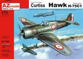 Самолет Curtiss Hawk H-75C1