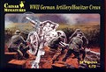 Фигуры WWII German Artillery/Howitzer Crews