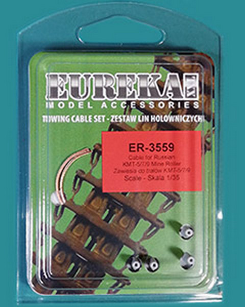 Eureka XXL XXL ER-3559 Cables for KMT-5M/7/9 Mine Rollers