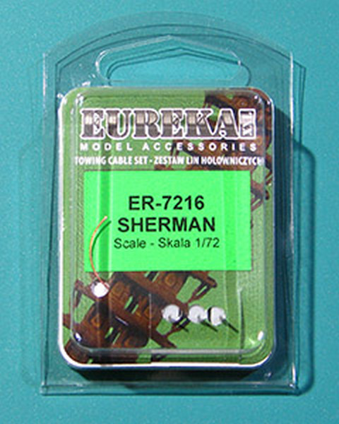 Eureka XXL XXL ER-7216 Towing cable for M4 Sherman