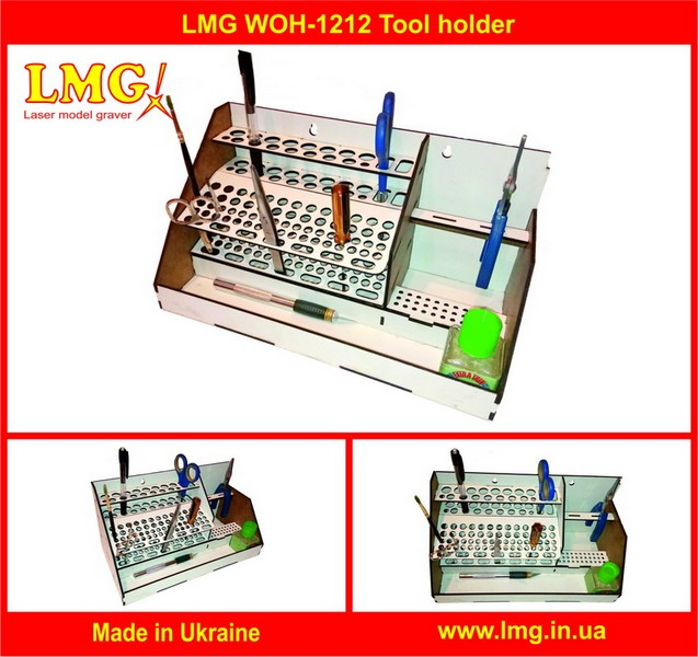 Laser model graver LMG WOH-1212 Stand for Tools