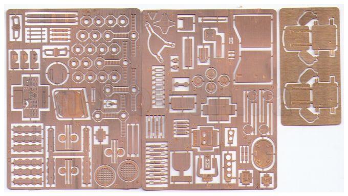 Производитель: Mars Models Каталожный номер: MRM 35004 Категория:  Фототравление 1/35 Вес: 20 грамм