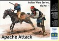 Apache Attack. Indian Wars Series, kit No. 1