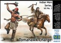 Tomahawk Charge. Indian Wars Series, kit No. 2