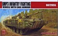 BMP3 Infantry Fighting Venicle with Cage Armour