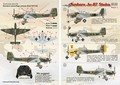 Print Scale PSC 32-019 Decal for Junkers Ju-87 Part 1