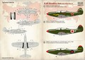 Print Scale PSC 72-333 Decal for P-39 Aircobra Aces of the World War II