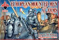 Фигурки European Mounted Men at Arms. War of Roses 8