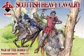 War of the Roses 11. Scottish Heavy Cavalry