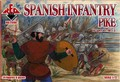 Spanish Infantry (Pike). Set 3. 16 century