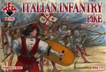 Italian Infantry (Pike) . Set 3. 16 centry
