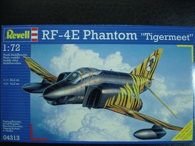 revell rf 4e phantom tiger meet aircraft