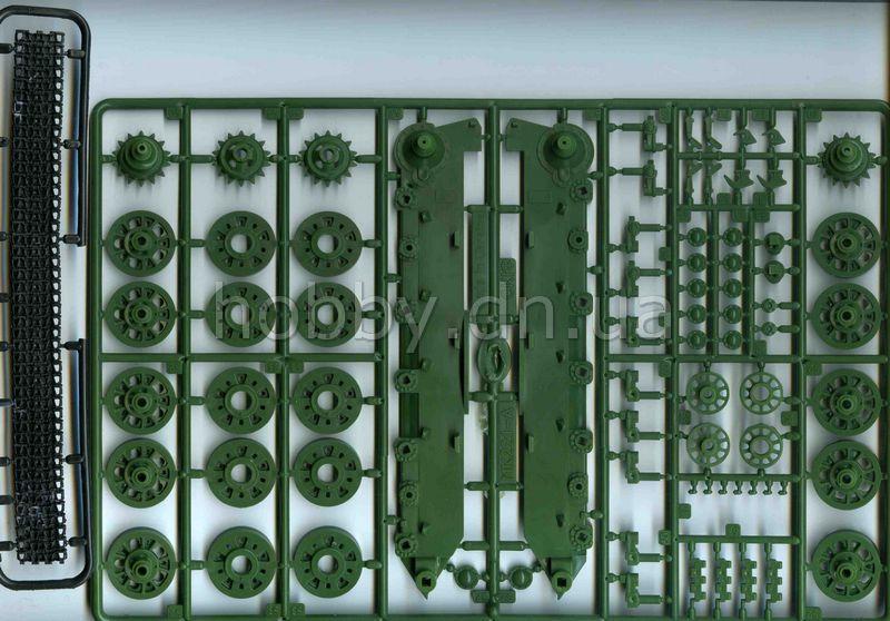 Пластиковых частей.  Инструкция по сборке.  Схемы окраски.  Смоляные части.  Фототравление.