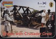 Shaab with Crusader Crew