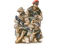 Фигуры Modern German ISAF Soldiers in Afghanistan