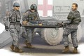 Фигуры Modern U.S. Army – Stretcher Ambulance Team