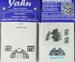 Yahu models YAH YMA4880 Instrumental Panel for Tempest Mk.V
