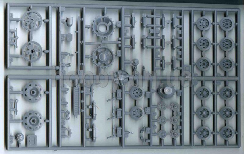 инструкция по сборке модели танка stug