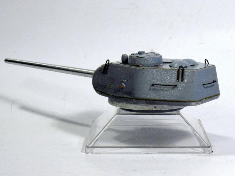T-34-85 turret early versions