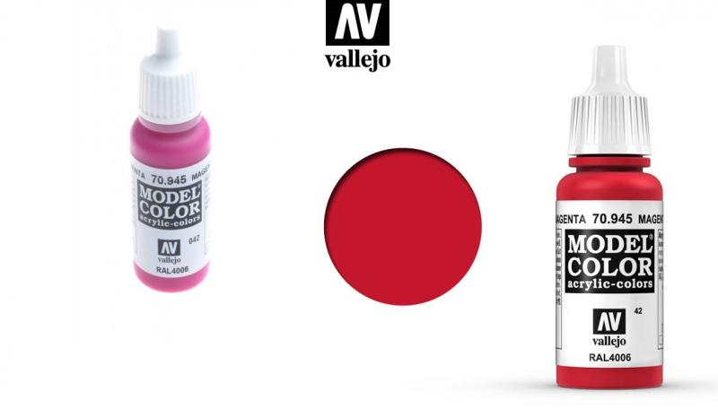 Mecha Color 17 ml. - Magenta